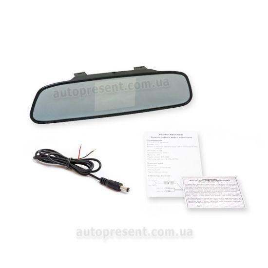 PHANTOM RM-50 универсальное cалонное зеркало заднего вида со встроенным монитором
