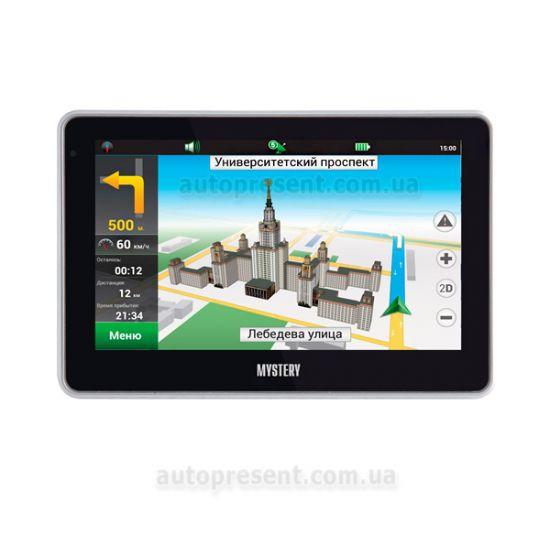 GPS навигатор MYSTERY MNS-440MP