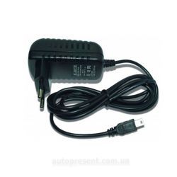 SHUTTLE AC charger miniUSB 220V