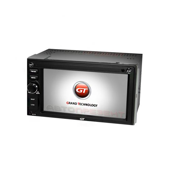 Автомагнитола GT M25 мультимедийный центр