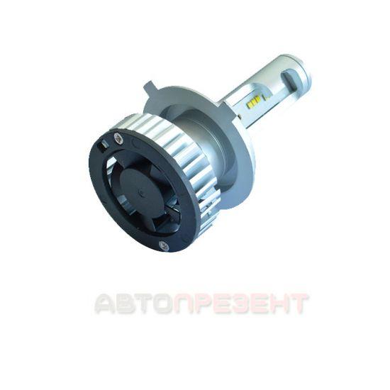 Cветодиодные лампы H4 (5000К) Prime-X Z комплект