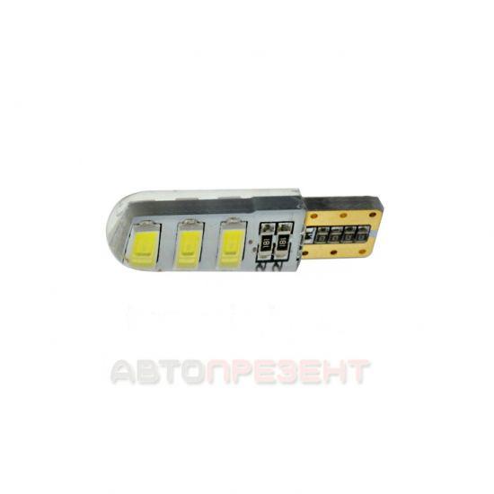Светодиодная лампа CYCLON T10-036 CAN 5730-6 12V MJ