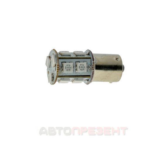 Светодиодная автолампаS25-034Y 5050-13 12V SD