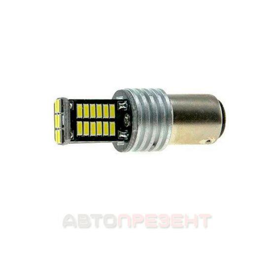 Светодиодная автолампаS25-056(2) CAN 4014-30 12-24V MJ