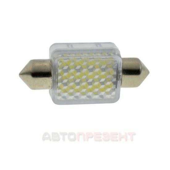 Светодиодная автолампаT11-022(36) 3014-27 12V SD