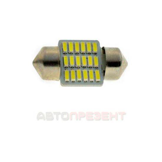 Светодиодная лампа CYCLON T11-029(36) 3014-18 12V SD