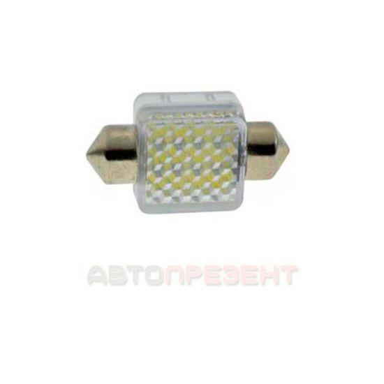 Светодиодная лампа CYCLON T11-030(31) 3014-18 12V SD
