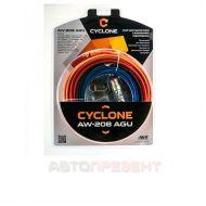 Інсталяційний комплект для підсилювача CYCLONE AW-208 AGU