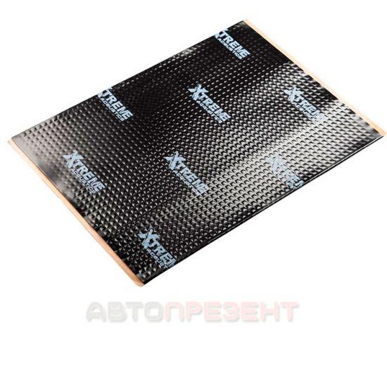 Виброизоляция ACOUSTICS XTREME X3 500x700мм