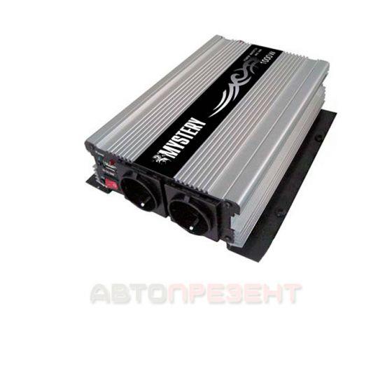 Автомобильный инвертор напряжения Mystery MAC-1000