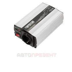 Автомобільний інвертор напруги Mystery  MAC-150