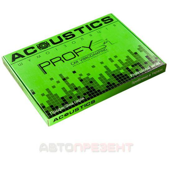 Виброизоляция ACOUSTICS PROFY A1 500х700мм