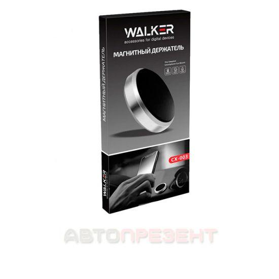 Автодержатель WALKER CX-003 Magnetic клеящийся