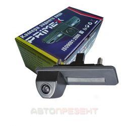 Камера заднего вида Prime-X TR-02 для Skoda Octavia 2010-2013