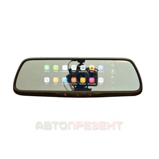 Зеркало заднего вида с монитором Prime-X 108 3G ANDROID