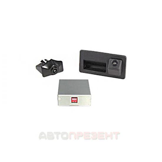 Система переднего-заднего обзор Gazer CK2213-A3G для Audi A6