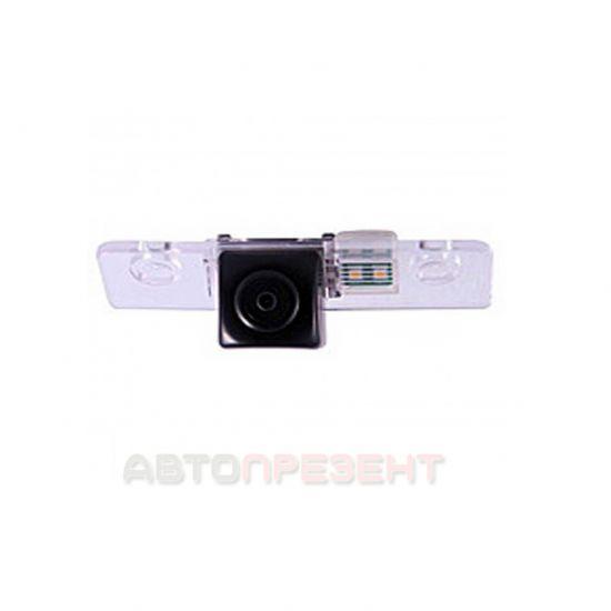 Штатная камера заднего вида MW-6062 Skoda Fabia I-II (1999-2013), Yeti (2009-2013)
