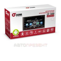 Автомобильная мультимедийная система SIGMA CP-1000 Android