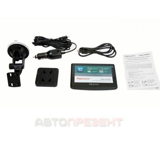 Навигация Prology  iMap-M500