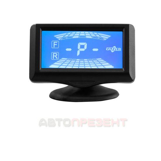 Монитор для парковочной системы Gazer PAD20