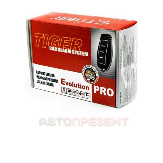 Автосигнализация Tiger Evolution PRO