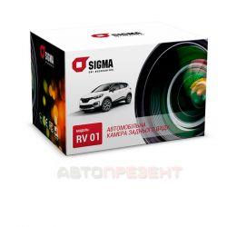 Автомобільна камера заднього виду SIGMA RV 01