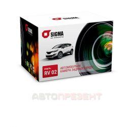 Автомобільна камера заднього виду SIGMA RV 02