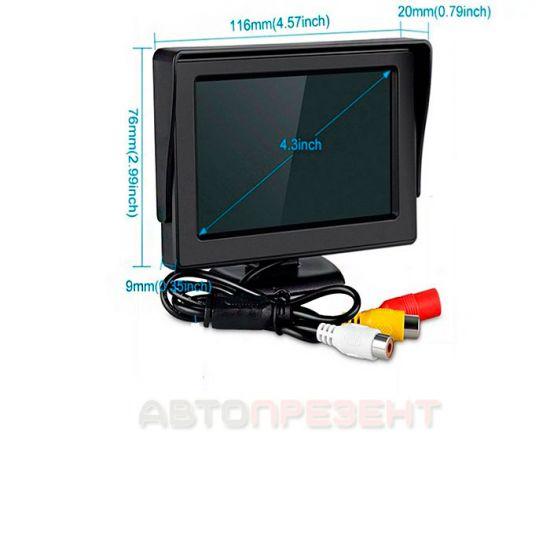 Монитор для камеры Cyclone ET-439