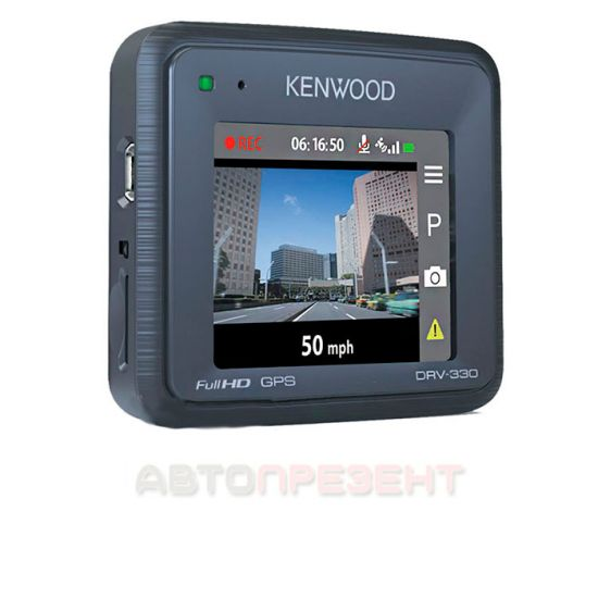 Видеорегистратор Kenwood KCA-DRV330