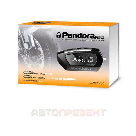 Мотосигналізація Pandora DX42