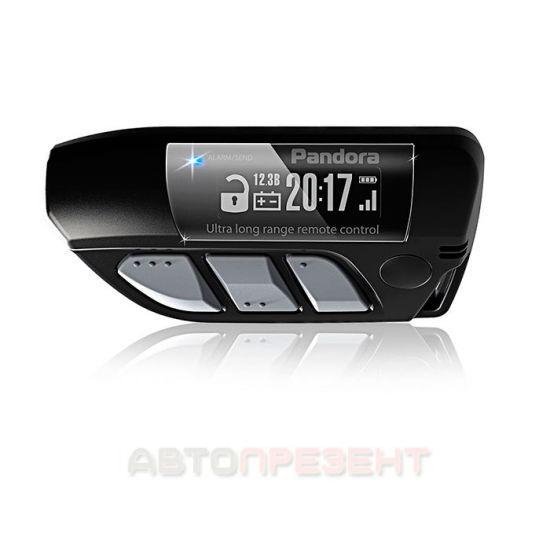 Брелок к сигнализации Pandora LCD DXL 800 black