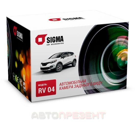Автомобильная камера заднего вида SIGMA RV 04
