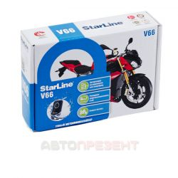 Мотоіммобілайзер StarLine MOTO V66