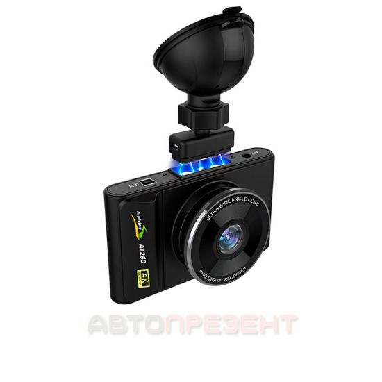 Відеореєстратор Aspiring AT260 WI-FI 4K ULTRA HD