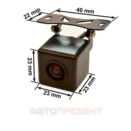Камера заднего вида Prime-X T611 CAN+IPAS