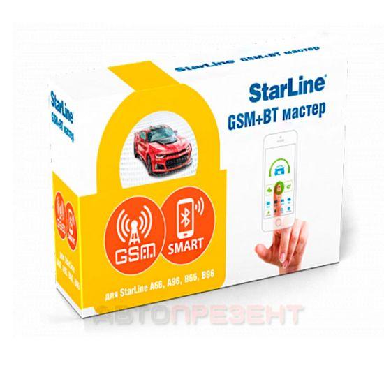 Модуль StarLine GSM+BT Мастер 6 (1шт)
