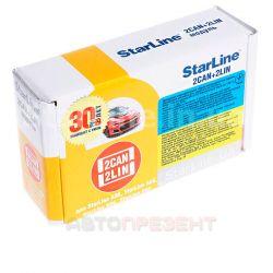 Модуль StarLine 2CAN+2LIN Мастер 6