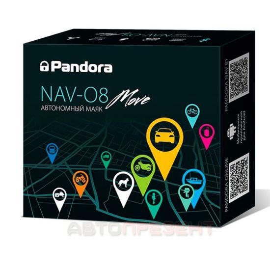 GPS трекер/маяк Pandora NAV-08 MOVE