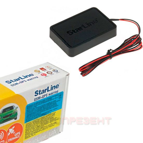 GSM+GPS Мастер 6 StarLine