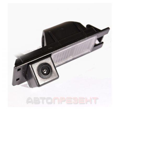 Штатная камера заднего вида IL Trade 9539, OPEL