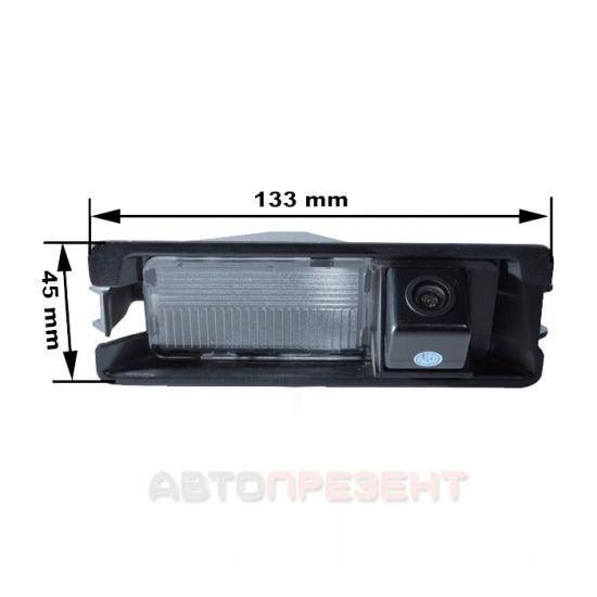 Штатная камера заднего вида Prime-X CA-1321