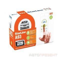 Автосигналізація StarLine A93 GSM