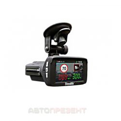 Відеореєстратор Stealth MFU 640