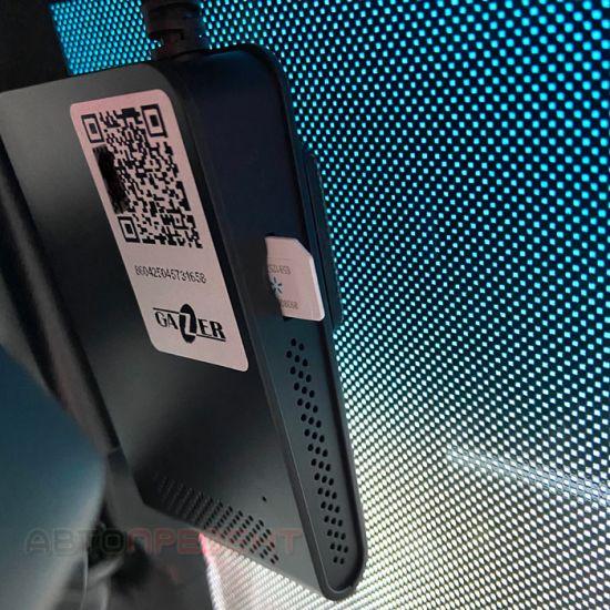 Gazer F155 видеорегистратор с облачным хранилищем данных