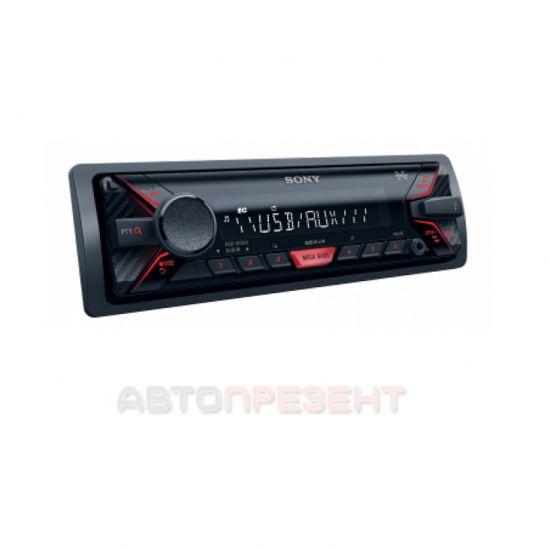 Автомагнитола SONY DSXA100U.RU2