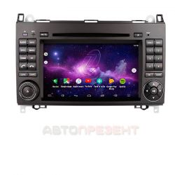 Автомобільна мультимедійна система Gazer CM6007-W169