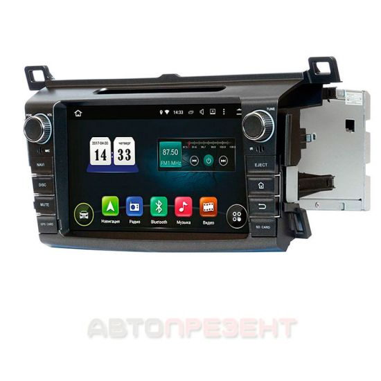 Штатная магнитола Incar TSA-2255A8 для Toyota RAV4 2013+