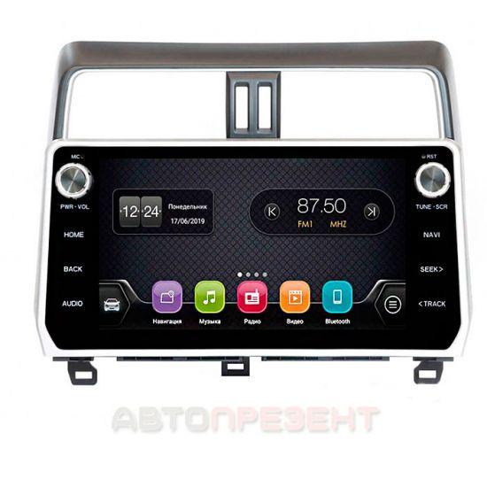 Штатная магнитола Incar TSA-2247A8 для Toyota Land Cruiser 150 Prado 2014+