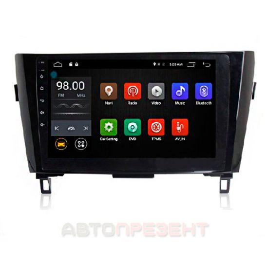 Магнитола Nissan Qashqai, X-Trail android DVD GPS навигация