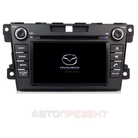 Штатная магнитола Mazda CX-7 android GPS навигация